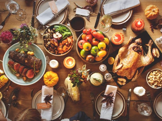Thanksgiving. What's your plan?